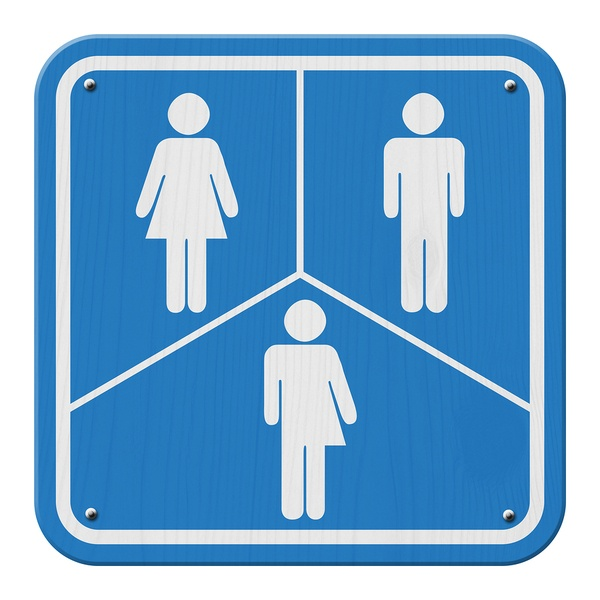 Bathroom Signs Gym how will your gym manage gender identification issues?