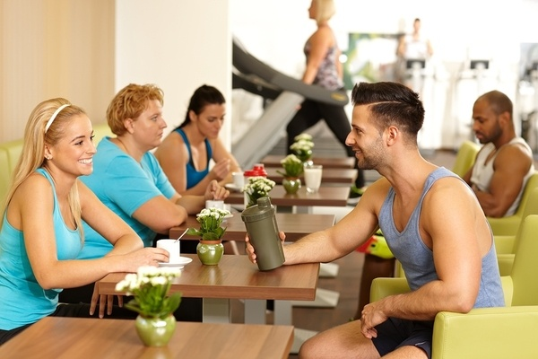 Fitness center business