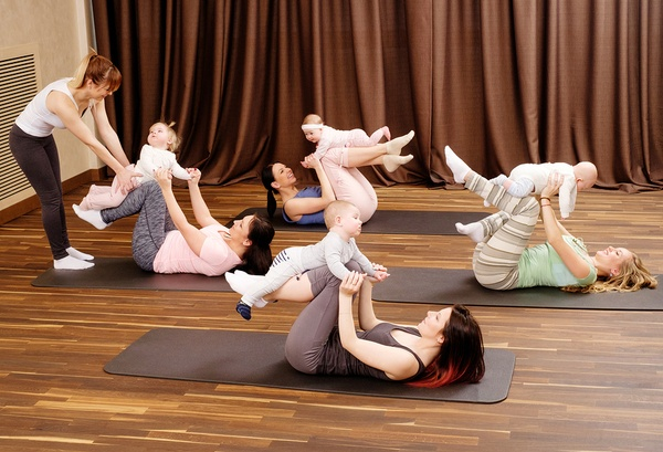 baby yoga classes
