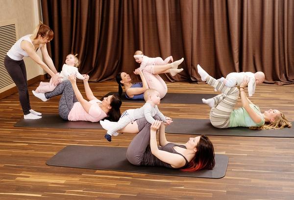 baby yoga classes