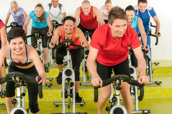 spin cycling class